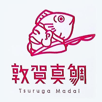 敦賀真鯛ロゴ