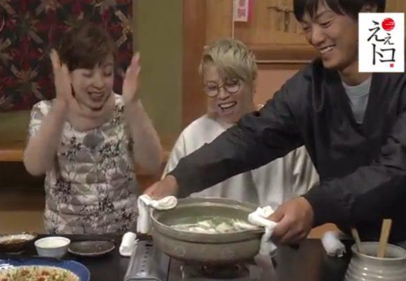 敦賀ふぐのたたきとお鍋