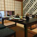 「なかい」での個室お食事スタイル
